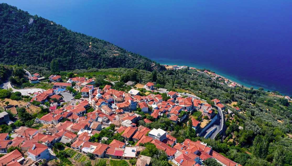 Exploring The Beautiful Villages Of Samos Pictures Samos Voice